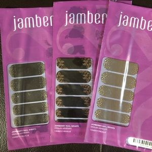 Jamberry nail wraps - glam set